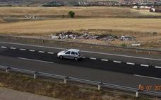 El Consistorio aumenta la vigilancia por los vertidos de escombros