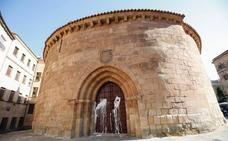 La Diócesis de Salamanca lamenta y denuncia el acto vandálico en San Marcos