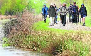 La cifra de peregrinos jacobeos se mantiene en 19.000 en la primera mitad del año