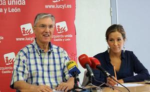 IU solicita al Tribunal Superior de Justicia que suspenda la constitución de la Diputación de Segovia