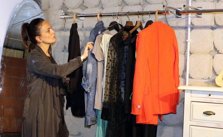 El armario de... Mónica Gallardo