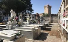 Medina afronta las obras de mejora del cementerio de La Mota