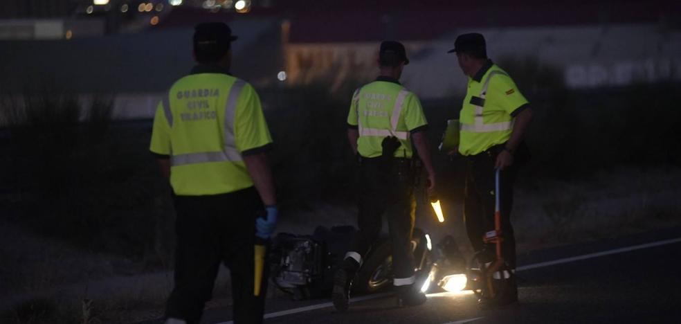 Muere un motorista tras ser embestido por un turismo en Zaratán