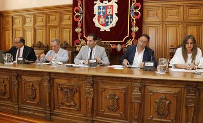 Aprobados por urgencia 170.000 euros más para las fiestas de San Antolín