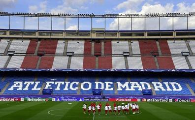 El Atlético vende los terrenos del Vicente Calderón por 100 millones