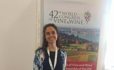 Ana Esquinas: «Iniciativas de economía sostenible mejorarán la proyección de los vinos de Castilla León, pero hay que ser valiente»