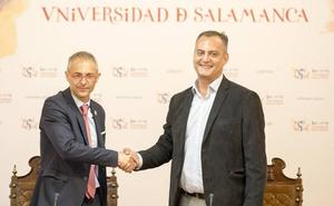 USAL y Aspace plasman en un convenio una relación de diez años