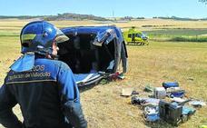 Consternación en el pueblo vallisoletano de Torrelobatón por la muerte de una niña de 14 años en un accidente de tráfico