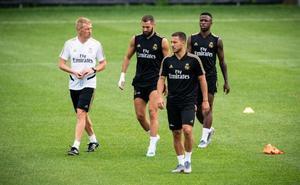 El Real Madrid necesita comprar más goles