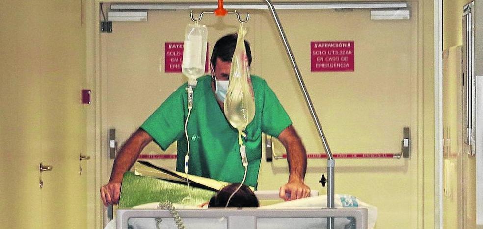 Las reclamaciones sanitarias se disparan en Valladolid hasta aumentar el 84% desde la crisis