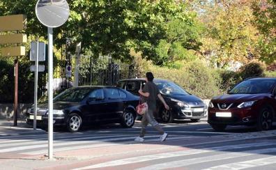 El Ayuntamiento de Segovia atribuye a despistes la mayoría de los atropellos a viandantes