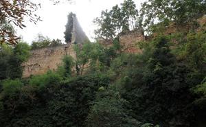 Patrimonio espera restaurar durante el próximo año el paño norte de la muralla