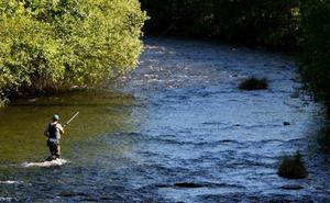 Fallece un pescador de 68 años al caer al río en un pueblo de Soria