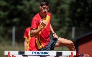 Vicente Viciosa se clasifica para la final del Europeo sub 20
