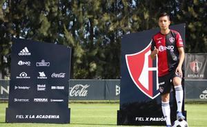 Ulises Torres, otro mexicano que apunta al Salamanca CF: titular en el amistoso ante el Celaya