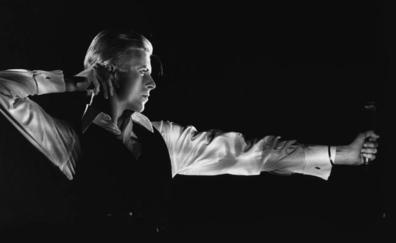 David Bowie y su homenaje a la llegada a la Luna del Apolo 11