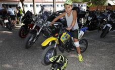 La concentración de motos de Campaspero reúne a más de 150 aficionados