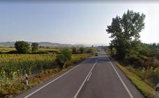 Fallece un motorista tras sufrir una caída en la carretera BU-550 en Valle de Losa, en Burgos