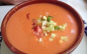 Gazpachos y salmorejos, lo mejor para el calor