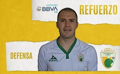 El Salamanca CF hace oficial la llegada de un nuevo mexicano: el central Kristian Álvarez