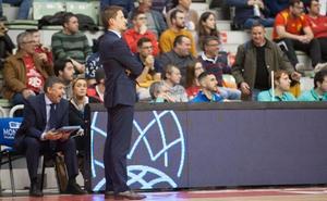 Alberto Miranda cumplirá su cuarta temporada en el UCAM de Murcia como entrenador ayudante