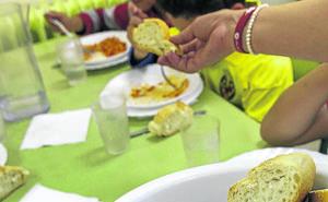 Los vales de alimentación para niños aumentan durante el verano en la villa