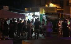 Rioseco celebra la feria gastronómica y cultural Food Truck con la novedad del pincho de lechazo