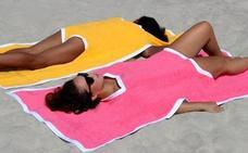 Llega el towelkini, el diseño playero más horroroso y loco del verano