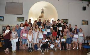 Un variado festival pone el broche de oro a la Escuela de Verano de Folclore de Ciudad Rodrigo