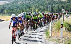 Miguel Ángel Mera gana la XXVIII Vuelta a Valladolid Promoción Júnior