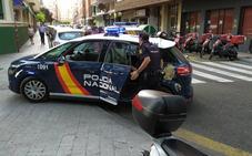 Detenido tras agredir con un machete a otro hombre en el parque del Salón de Palencia