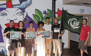 Los jóvenes activistas se movilizan en Valladolid para concienciar sobre la crisis ecológica y social