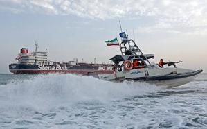 La revancha iraní en Ormuz pone a prueba la ambición global del 'brexit'