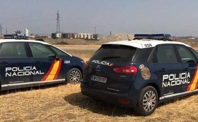 Hallan el cadáver de una mujer de 77 años en una zona de campo de Getafe