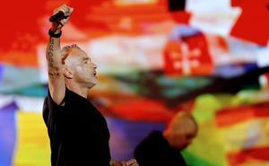Eros Ramazzotti vuelve al escenario de Starlite Marbella para celebrar sus 35 años de carrera