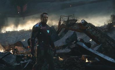 'Vengadores: Endgame' es la película más taquillera de todos los tiempos