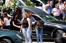 Funeral en Alba de Tormes por los cuatro jóvenes fallecidos en el accidente de Galisancho
