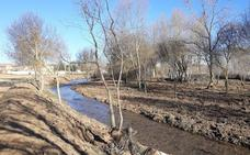 La CHD invertirá 1,5 millones de euros en mejoras en los ríos de la provincia de Palencia
