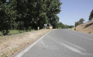 Los dos heridos en el accidente de Galisancho siguen graves pero «no se teme por su vida»