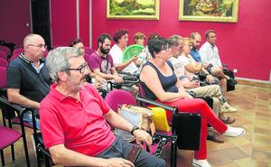 Cuéllar pide al nuevo Gobierno regional que desbloquee el proyecto del centro de salud