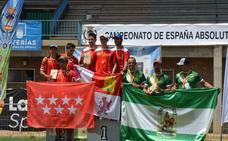Carlos Iglesias, de nuevo campeón de España con Castilla y León, quinto individual y mundialista