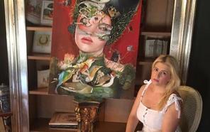 El mundo onírico de Rosana Largo, entre Roma, Lisboa y Miami