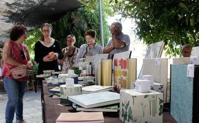 La Feria de Productos Locales y Oficios Artesanales de Monleras se consolida