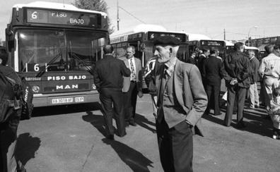 Una flota de 150 buses en plena renovación