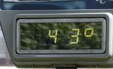 Castilla y León en alerta por calor, con temperaturas que podrían alcanzar hasta los 40 grados