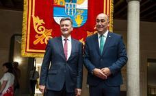 Pleno de constitución de la Diputación (1)