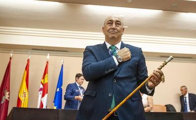 El apoyo de Cs refuerza la mayoría absoluta de Miguel Ángel de Vicente como presidente de la Diputación de Segovia