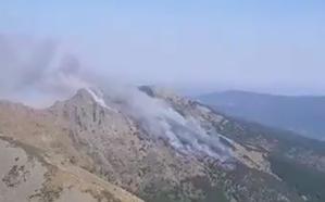 Extinguido el incendio de Sotillo de la Adrada, nueve días después de su inicio