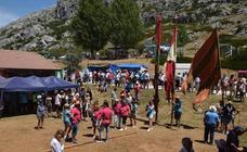 La Montaña Palentina se Reivindica en la Fiesta de Puente Agudín