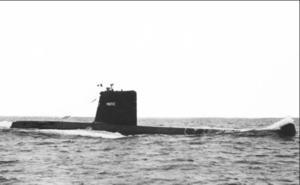 Francia localiza el submarino 'Minerve', hundido hace 50 años
